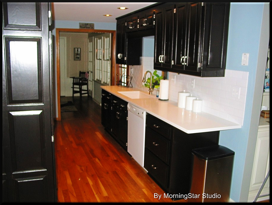 Portfolio kansas city kitchen cabinet restyling and refinishing