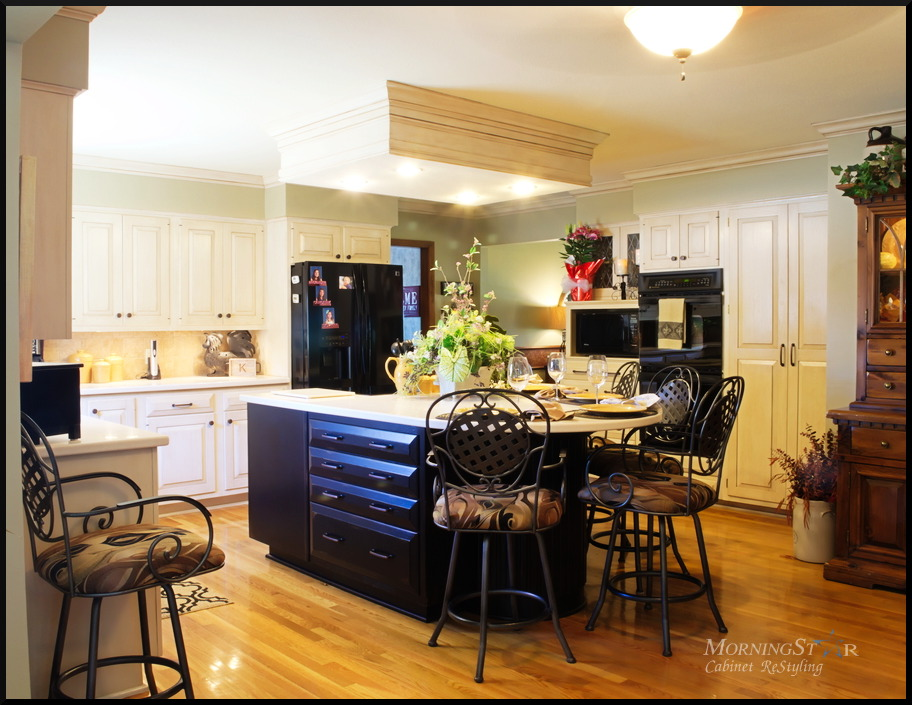 Cabinet refinishing Kansas City