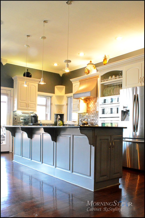Kansas City cabinet refinish