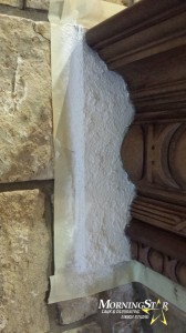 Mantle texture