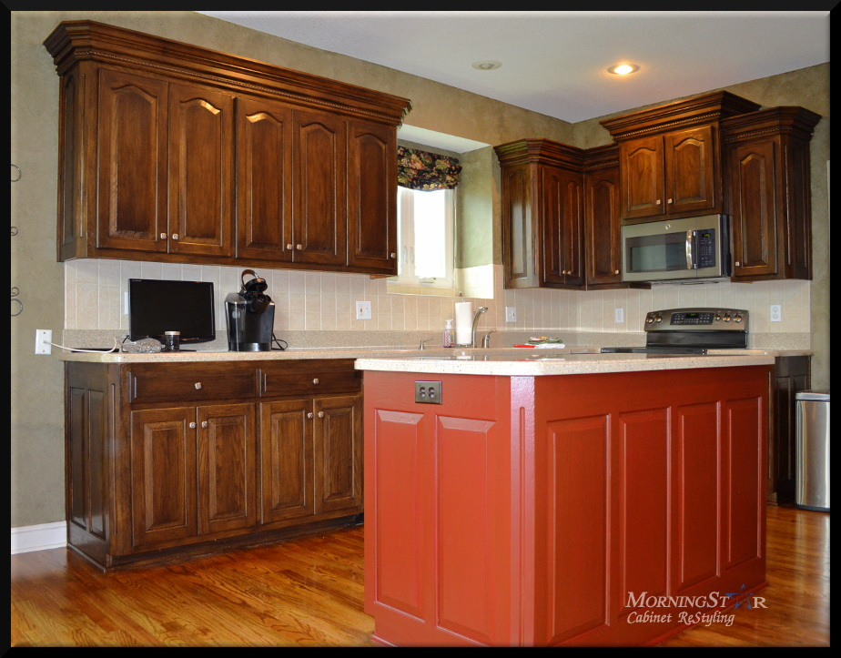and painting so your cabinet finish will look great for years to come