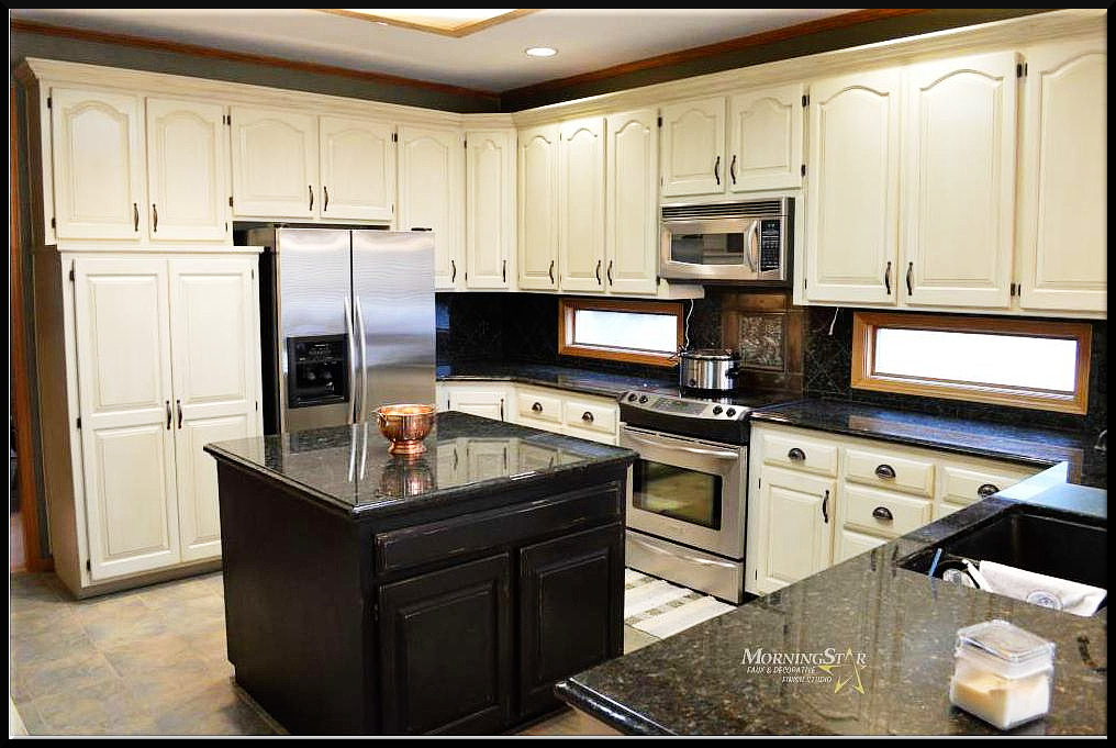Portfolio Kansas City Kitchen Cabinet Restyling And